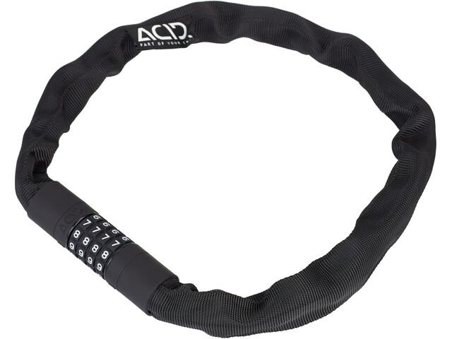 Cube ACID Corvid C80 Combination Chain Lock black